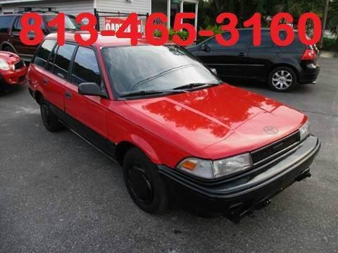 1991 Toyota Corolla for sale in Tampa, FL