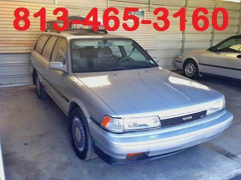 1989 Toyota Camry for sale in Tampa, FL