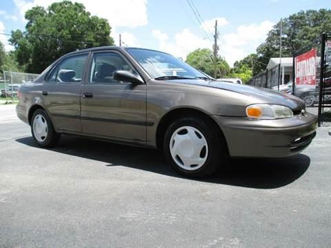 1999 Chevrolet Prizm for sale in Tampa, FL