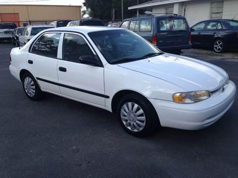 2001 Chevrolet Prizm for sale in Tampa, FL