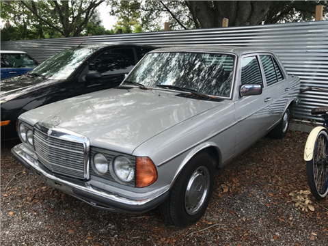 Mercedes benz 280 class for sale in georgia for Mercedes benz tampa