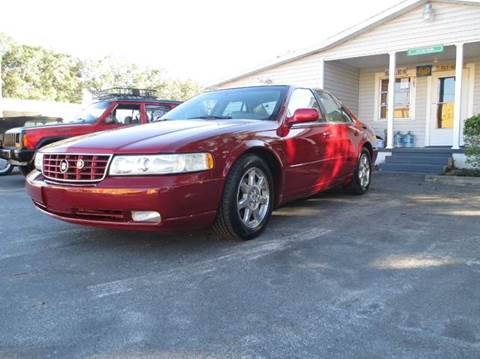 2001 Cadillac Seville for sale in Tampa, FL