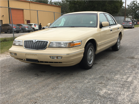 1996 Mercury Grand Marquis for sale in Tampa, FL