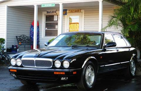 1995 Jaguar XJ-Series for sale in Tampa, FL
