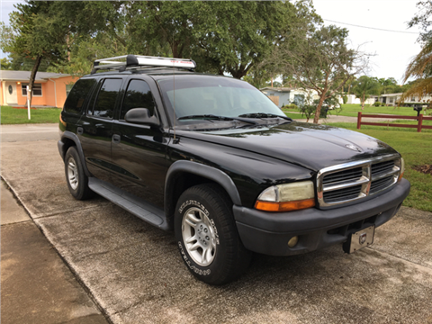2003 Dodge Durango for sale in Tampa, FL