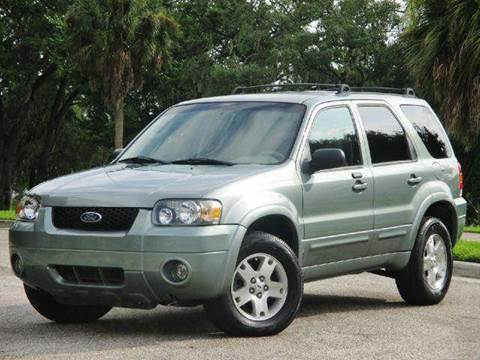 2006 Ford Escape for sale in Tampa FL