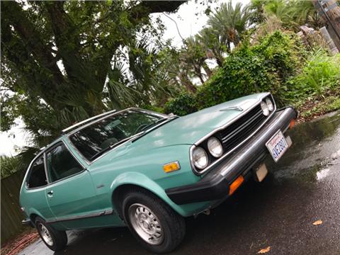 1981 Honda Accord for sale in Tampa, FL