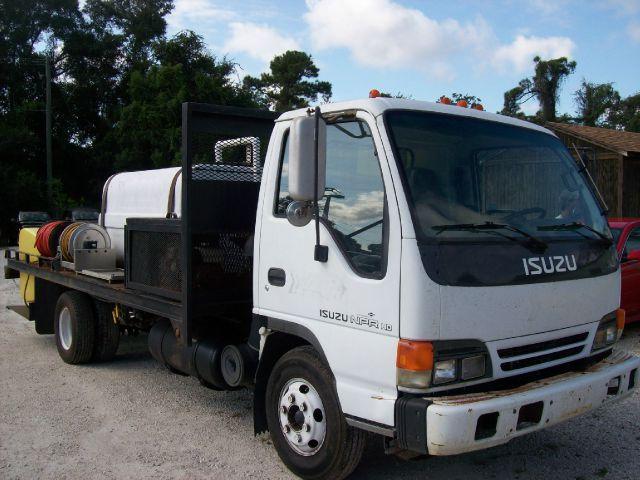 1999 Isuzu NPR HD for sale in ST AUGUSTINE FL