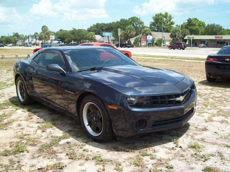 2013 chevrolet camaro ls 2dr coupe w 2ls in st augustine. Black Bedroom Furniture Sets. Home Design Ideas