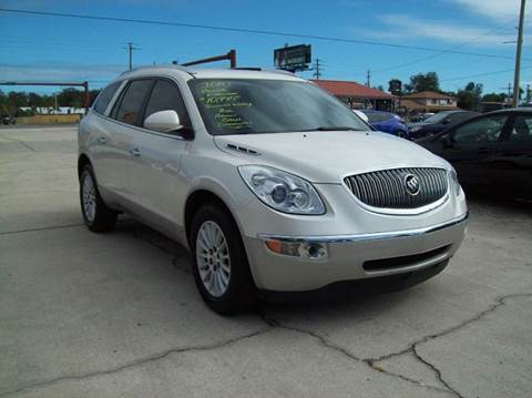 2010 Buick Enclave for sale in St Augustine, FL