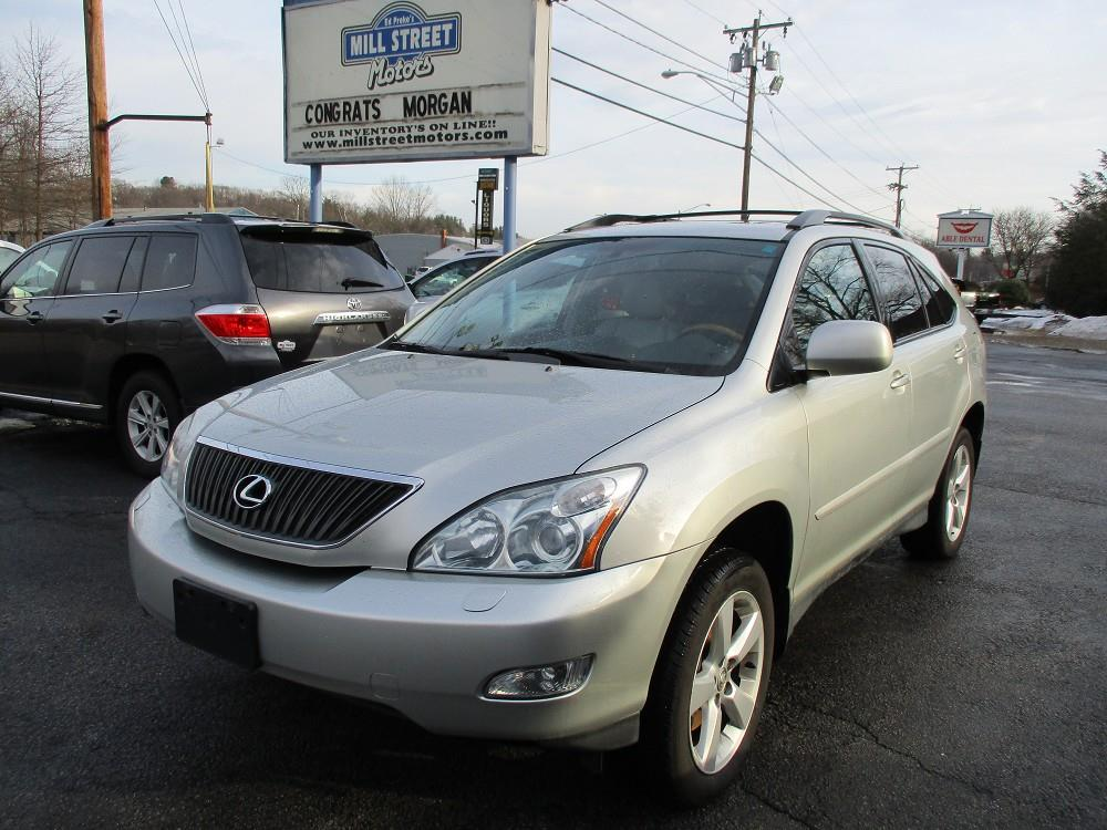 2005 lexus rx 330 awd 4dr suv in worcester ma mill. Black Bedroom Furniture Sets. Home Design Ideas