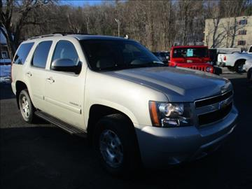 2007 Chevrolet Tahoe for sale in Worcester, MA