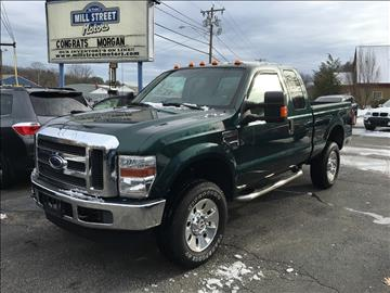 2008 Ford F-250 Super Duty for sale in Worcester, MA