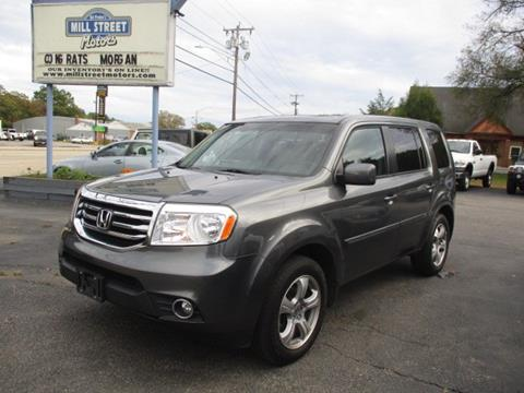 2013 Honda Pilot for sale in Worcester, MA