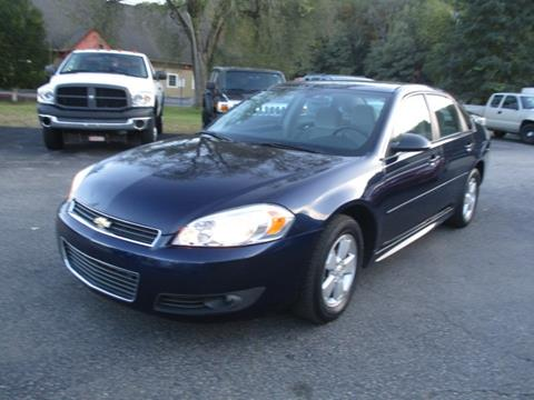 2011 Chevrolet Impala for sale in Worcester, MA
