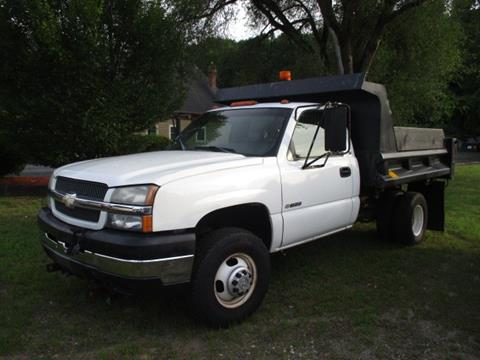 2003 Chevrolet Silverado 3500 for sale in Worcester, MA
