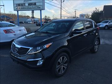 2012 Kia Sportage for sale in Worcester, MA
