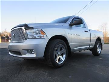 2012 RAM Ram Pickup 1500 for sale in Worcester, MA