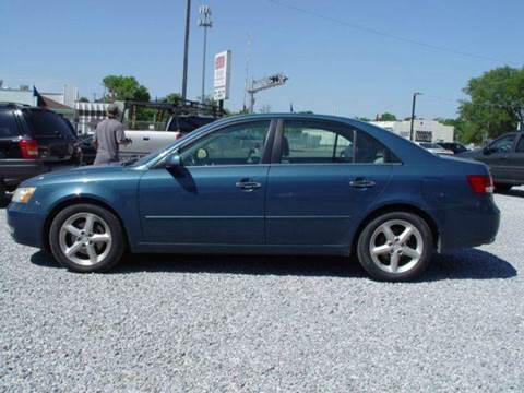 2007 Hyundai Sonata for sale in Wichita, KS