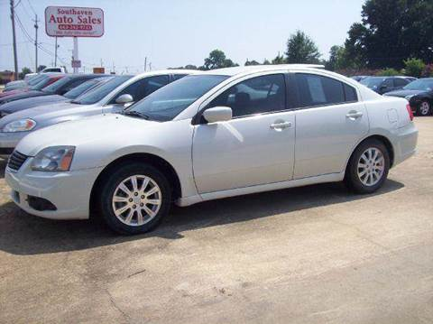 2009 Mitsubishi Galant for sale in Southaven, MS
