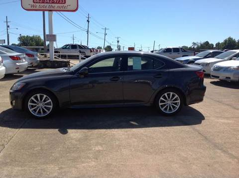 2008 Lexus IS 350 for sale in Southaven, MS