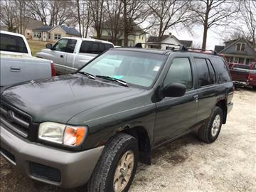 1999 Nissan Pathfinder for sale in Standard, IL