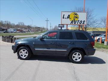 2007 Jeep Grand Cherokee for sale in Omaha, NE