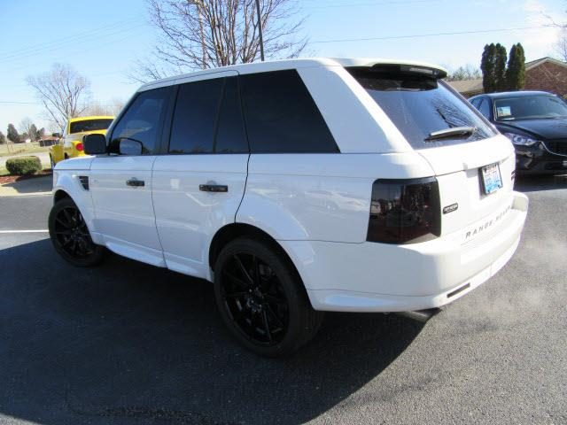2010 Land Rover Range Rover Sport 4x4 Supercharged 4dr SUV - Owensboro KY