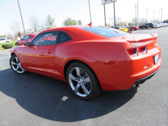 2012 Chevrolet Camaro SS 2dr Coupe w/2SS - Owensboro KY
