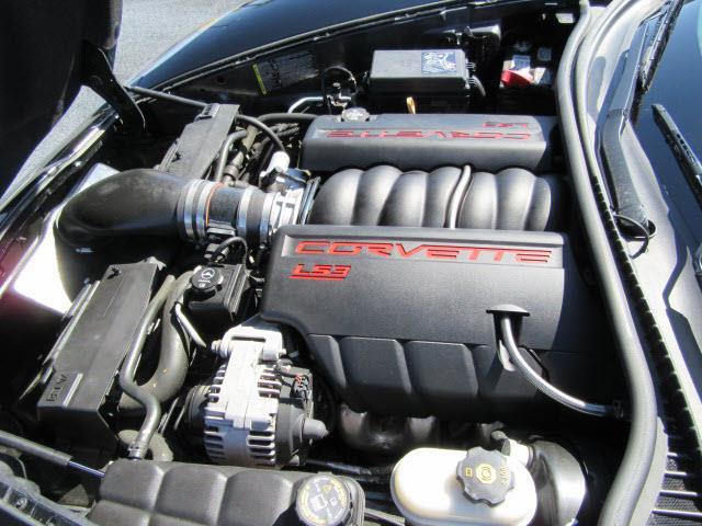 2011 Chevrolet Corvette 2dr Coupe w/2LT - Owensboro KY