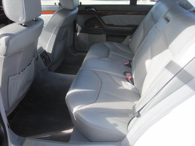 1998 Mercedes-Benz S-Class S320 LWB 4dr Sedan - Owensboro KY