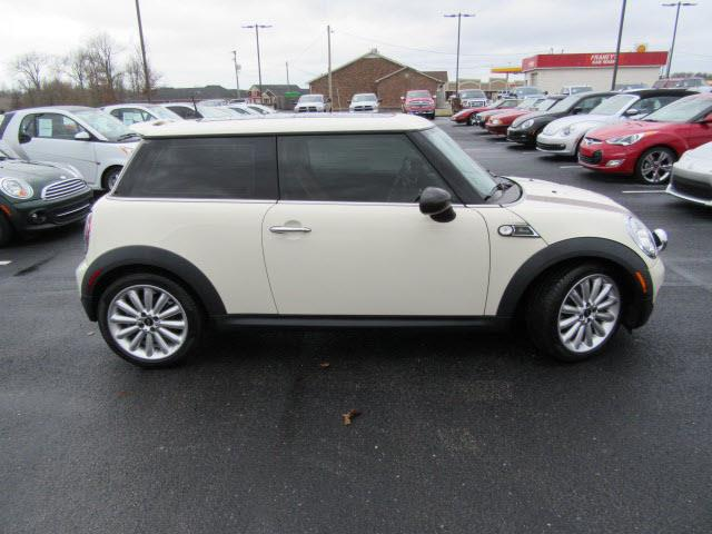 2010 mini cooper s specifications information data for Tapp motors inc owensboro ky