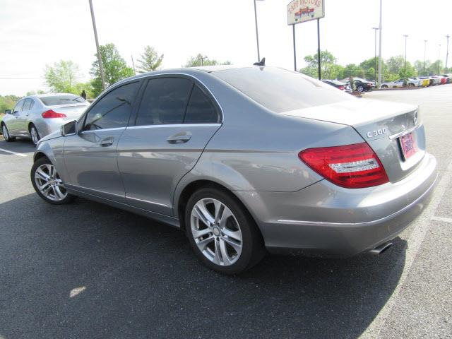 2012 Mercedes-Benz C-Class 4MATIC AWD - Owensboro KY