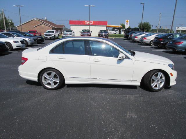 2011 Mercedes-Benz C-Class 4MATIC AWD - Owensboro KY