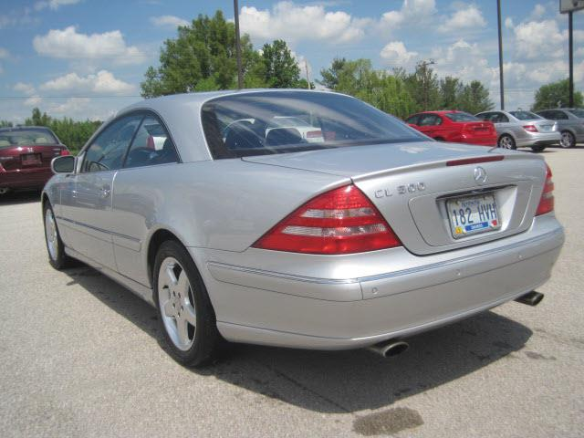 2000 Mercedes-Benz CL-Class CL500 2dr Coupe - Owensboro KY