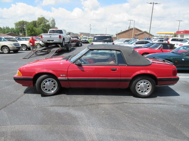 1987 Ford Mustang LX 2dr Convertible - Owensboro KY