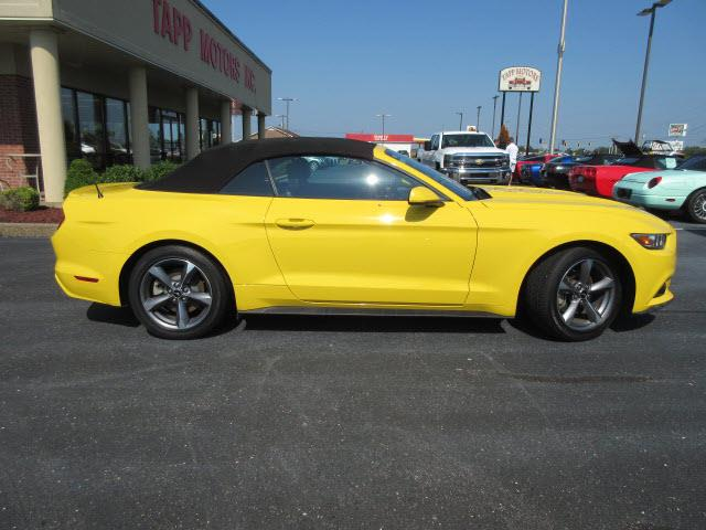 2015 Ford Mustang V6 2dr Convertible - Owensboro KY