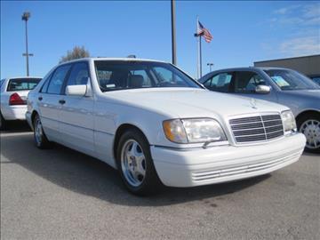 1998 Mercedes-Benz S-Class