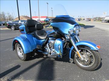 2011 Harley-Davidson FLHTCUTG