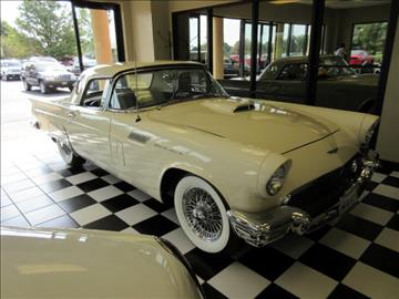 1957 ford thunderbird for sale for Tapp motors inc owensboro ky