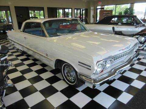 1963 chevrolet impala for sale in detroit mi for Tapp motors inc owensboro ky