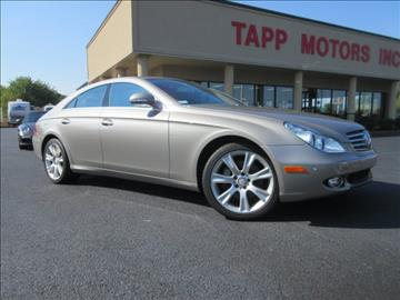 Mercedes benz cls for sale kentucky for Tapp motors inc owensboro ky