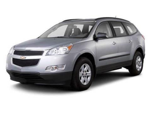 2012 Chevrolet Traverse for sale in Scottsboro AL
