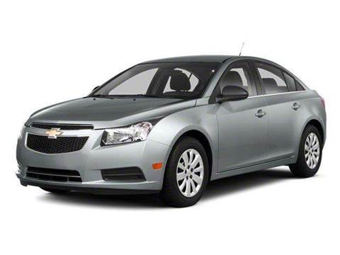 2013 Chevrolet Cruze for sale in Scottsboro, AL