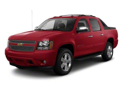 2013 Chevrolet Avalanche for sale in Scottsboro, AL