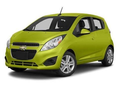 2014 Chevrolet Spark for sale in Scottsboro AL