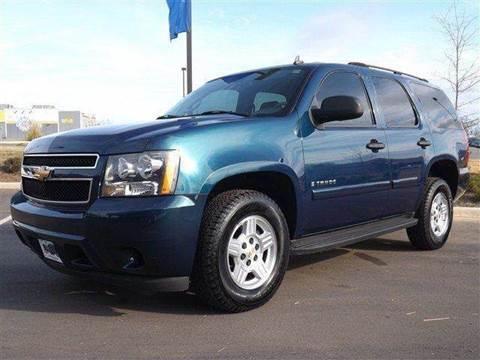 2007 Chevrolet Tahoe for sale in Scottsboro, AL