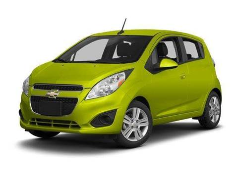 2013 Chevrolet Spark for sale in Scottsboro AL