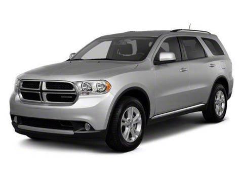 2011 Dodge Durango for sale in Scottsboro, AL