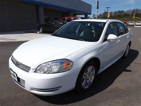 2012 Chevrolet Impala for sale in Scottsboro AL